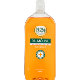 Photo of Palmolive Antibacterial Liquid Hand Wash White Tea 500ml
