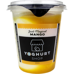 Photo of Yoghurt Shop Mango 170gm