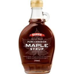 Photo of Queen Pure Maple Syrup 250ml