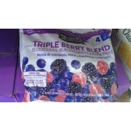 Photo of Member's Selection Triple Berry Blend