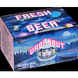 Photo of Urbanaut Mixed 6 Pack Beer 6 Pack X 330ml