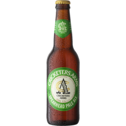 Photo of Cricketers Arms Spearhead Pale Ale Stubbies