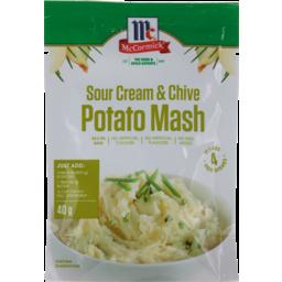 Photo of Mccormicks Sour Cream & Chives Potato 40 Gram