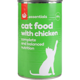 Photo of Essentials Cat Food Chicken 690g