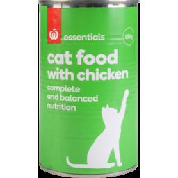 Photo of Essentials Cat Food Chicken 690g
