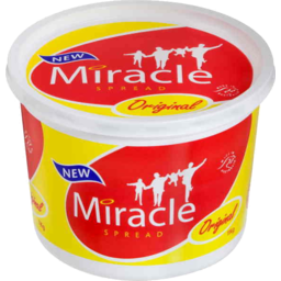 Photo of Miracle Margarine Spread 1kg
