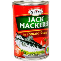 Photo of Grace Jack Mackerel