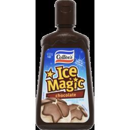 Photo of Cottees Ice Magic Chocolate 220g