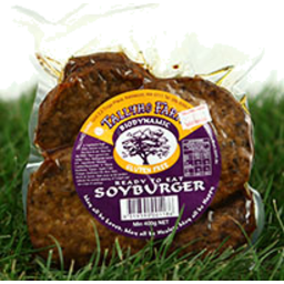 Photo of Soyburger 400g (4)