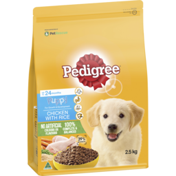 Photo of Pedigree Puppy Growth & Support 2.5kg