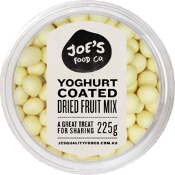 Photo of Jc's Yoghurt Dried Fruit Mix 225gm