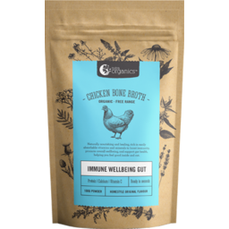 Photo of Nutra Organics - Chicken Broth - Immune Wellbeing Gut - Original - 100g