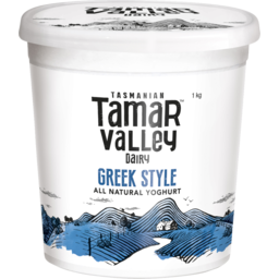 Photo of T/Valley Greek Yoghurt 1kg