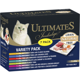 Photo of Ultimates Indulge Variety Pack 7x85gm