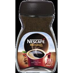 Photo of Nescafe Blend 43 50g