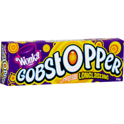 Photo of Wonka Gobstopper Longlasting 50g