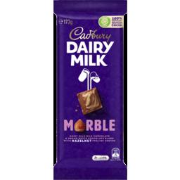 Photo of Cad Dairy Milk Marble Block 173gm