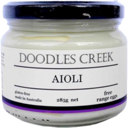 Photo of Doodles Creek Aioli 285gm