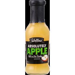 Photo of Watties Bit On The Side Sauce Apple 300g
