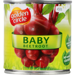 Photo of Golden Circle Canned Vegetables Baby Beetroot 450g 450g