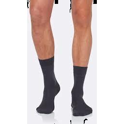 Photo of BOODY BAMBOO Mens Business Socks Grey 11-14