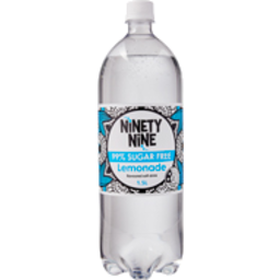 Photo of Ninety Nine 99% Sugar Free Lemonade 1.5L