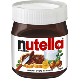Photo of Nutella Hazelnut Spread (400g)
