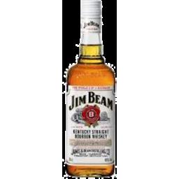 Photo of Jim Beam Kentucky Straight Bourbon Whiskey 700ml