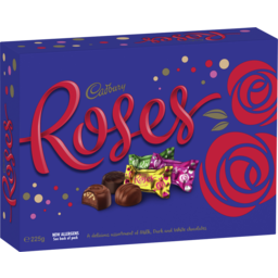 Photo of Cadbury Roses Chocolate Gift Box 225g