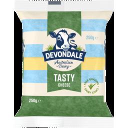 Photo of Devondale Tasty Cheese Block 250g