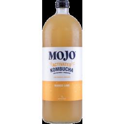 Photo of Mojo Activated Kombucha Mango Lime 1l