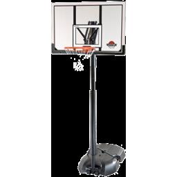 "Photo of Lifetime 50"" Portable Basketball Hoop"