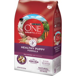 Photo of Purina One Dog Food Dry Smartblend Healthy Puppy Formula Pet Food 3.63kg