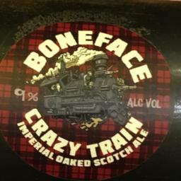 Photo of Crazy Train Boneface 500ml