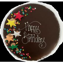Photo of Divine Birthday Cake Large