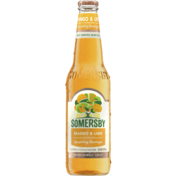 Photo of Somersby Mango Lime Cider Bottle