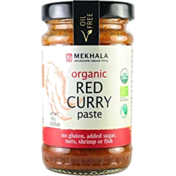 Photo of Mekhala Red Curry Paste