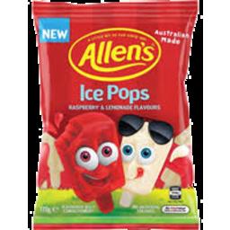 Photo of Allen's Ice Pops 170g