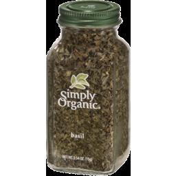 Photo of Simply Organic Basil
