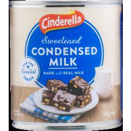 Photo of Cinderella Condensed Milk Sweetened 395g