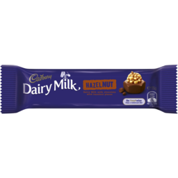 Photo of Cadbury Dairy Milk Hazelnut 55gm