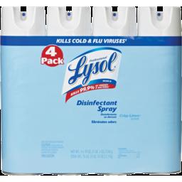 Photo of Lysol Spray Linen