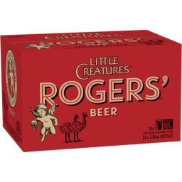 Photo of Little Creatures Rogers Carton