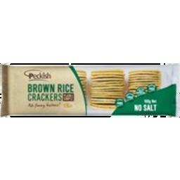 Photo of Peckish Brown Rice No Salt 100g