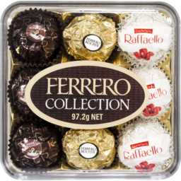 Photo of Ferrero Collection 9pcs 97.2gm