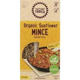 Photo of Sunflower Family - Organic Sunflower Mince - 76g