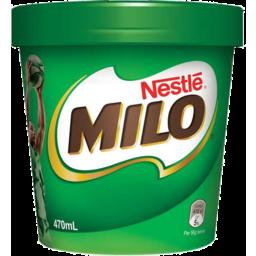 Photo of Nestle Tub Milo 470ml