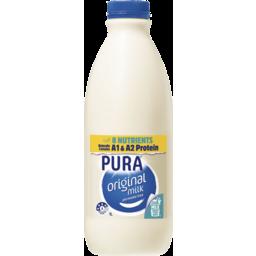 Photo of Pura Original Milk 1lt
