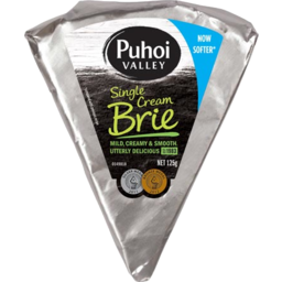 Photo of Puhoi Cheese Brie 125g
