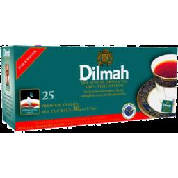 Photo of Dilmah Premium Teabags 25